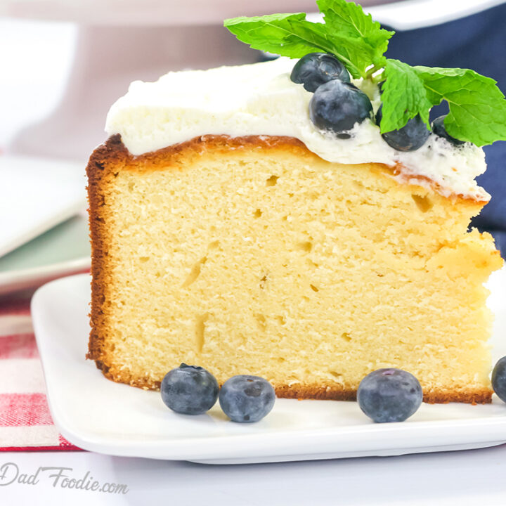 Custard Cake